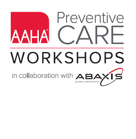 AAHA CE Workshop Logo