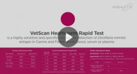 VetScan Canine Heartworm Rapid Test